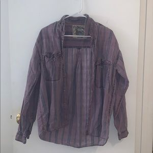 Tops - Pier Connection long sleeved shirt with pockets